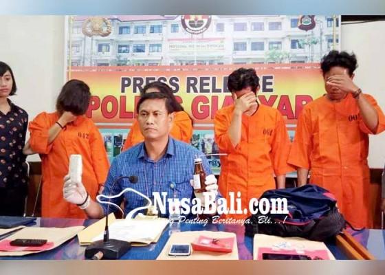Nusabali.com - janda-dua-anak-simpan-shabu-dalam-tempe