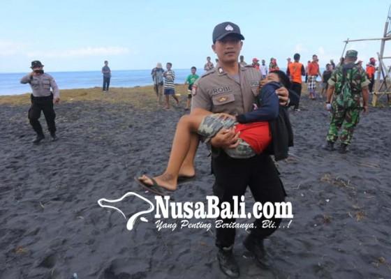 Nusabali.com - simulasi-bencana-dikagetkan-gempa-nyata