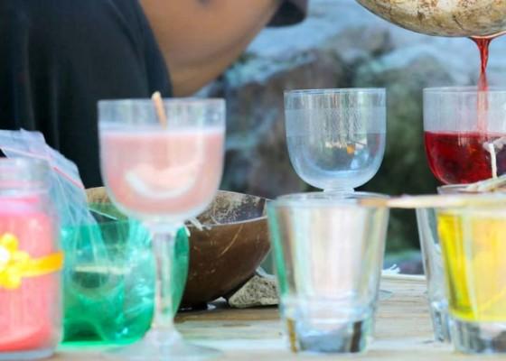 Nusabali.com - produksi-lilin-aroma-terapi