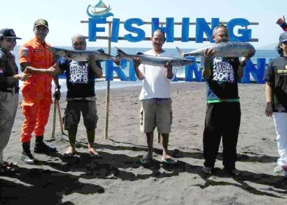 Nusabali.com - 120-nelayan-ikut-lomba-mancing