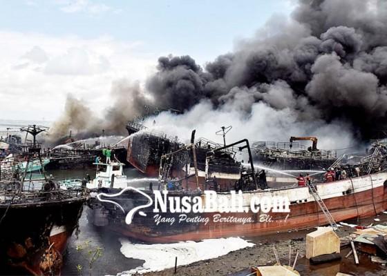 Nusabali.com - penyelidikan-kebakaran-kapal-masih-gelap