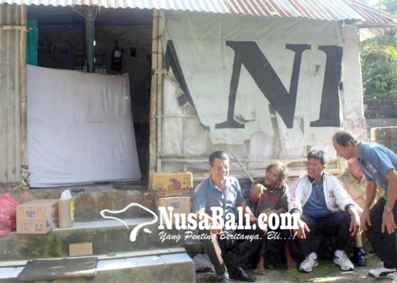 Nusabali.com - jelang-hut-sman-1-amlapura-bantu-warga-kurang-mampu