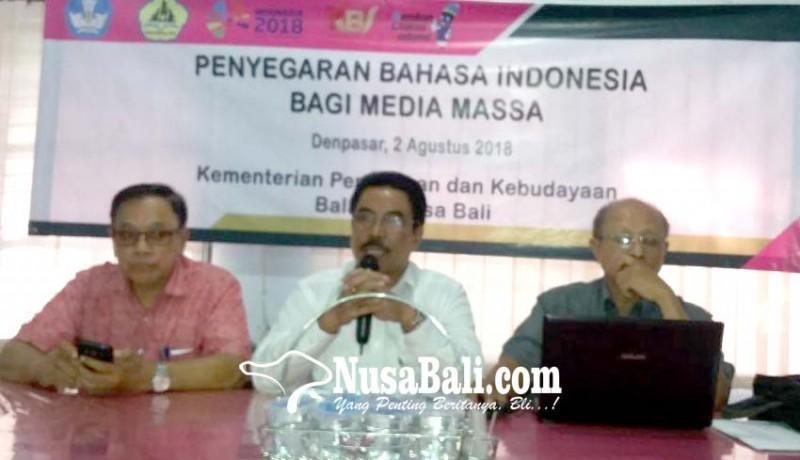 www.nusabali.com-penyegaran-bahasa-indonesia-bagi-media-massa