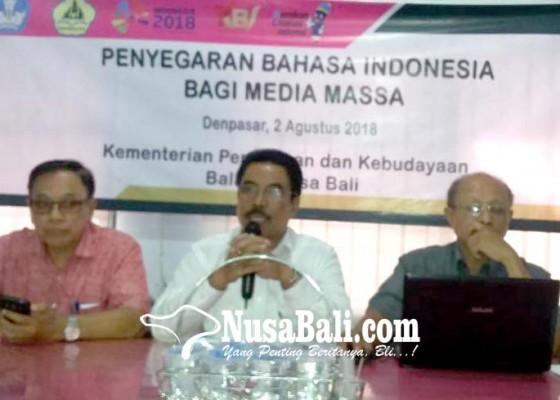 Nusabali.com - penyegaran-bahasa-indonesia-bagi-media-massa