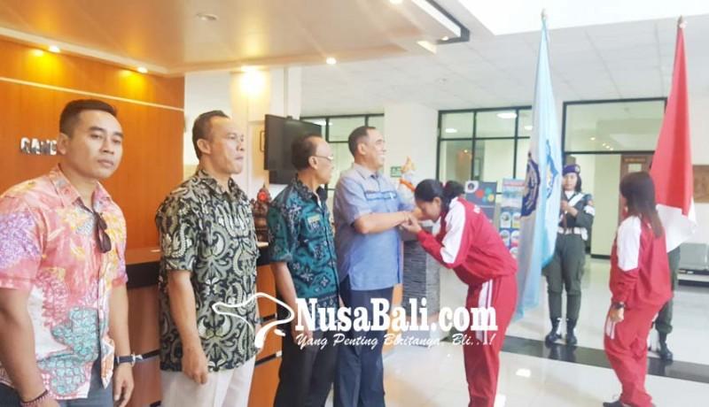 www.nusabali.com-undiksha-lepas-7-atlet-dan-1-pelatih