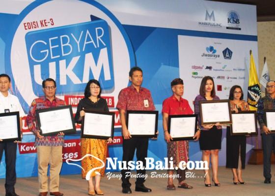 Nusabali.com - rambah-34-kota-badung-jadi-target-gebyar-ukm-indonesia