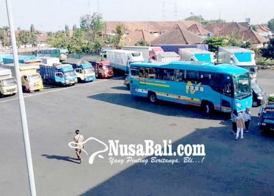 Nusabali.com - lagi-penyeberangan-ketapang-gilimanuk-ditutup-2-jam