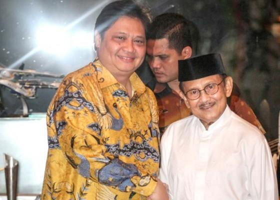 Nusabali.com - airlangga-sebut-habibie-setuju-golkar-dukung-jokowi