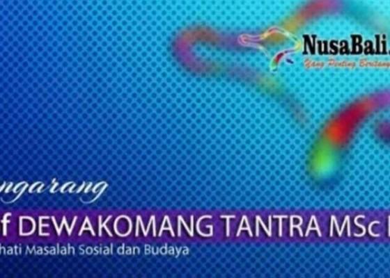 Nusabali.com - pemikiran-tentang-dualisme