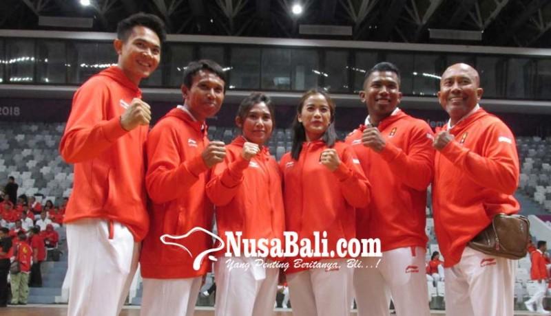 www.nusabali.com-bali-pasok-44-atlet-asian-games