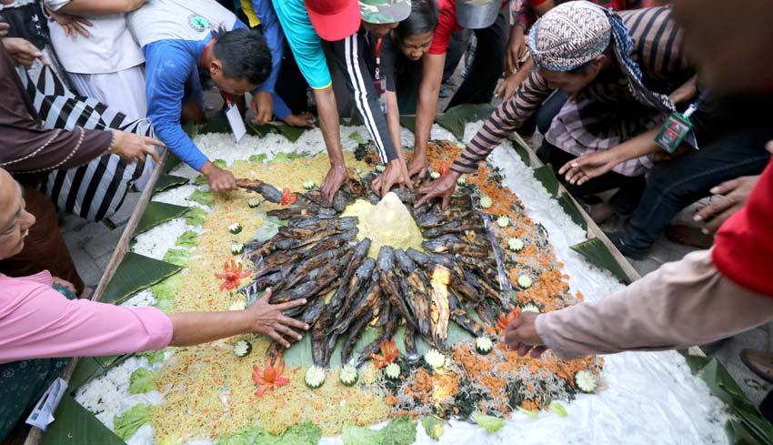 Nusabali Com Promosi Desa Penghasil Lele