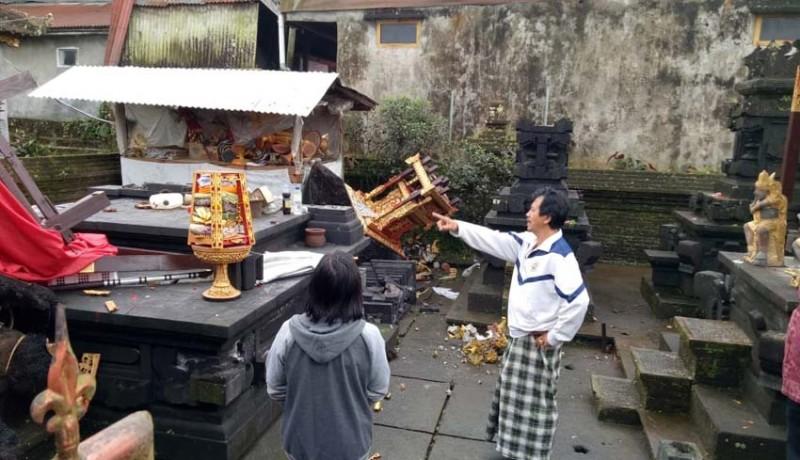 www.nusabali.com-seorang-warga-pingsan-dan-63-titik-rusak