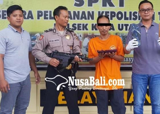 Nusabali.com - nekat-kabur-perampok-ditembak
