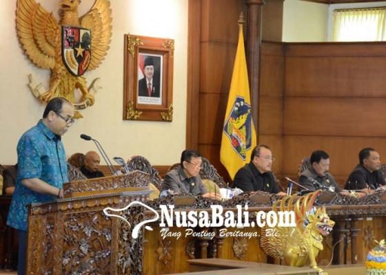 Nusabali.com - fraksi-pdip-komitmen-dukung-koster