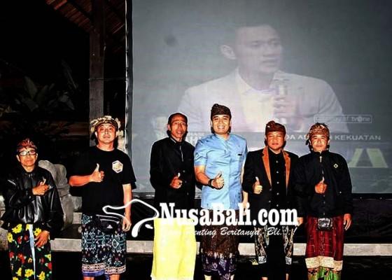 Nusabali.com - ahy-cawapres-disosialisasikan-di-bali