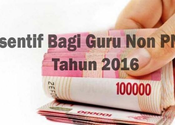 Nusabali.com - insentif-guru-non-pns-ngadat