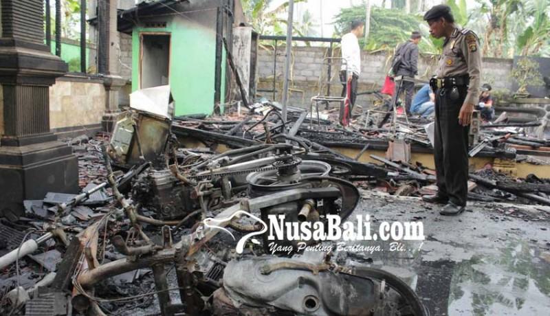 www.nusabali.com-kantor-koperasi-dan-3-motor-terbakar