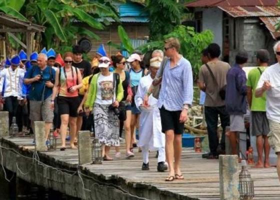 Nusabali.com - wisatawan-ke-ubud-capai-90-persen