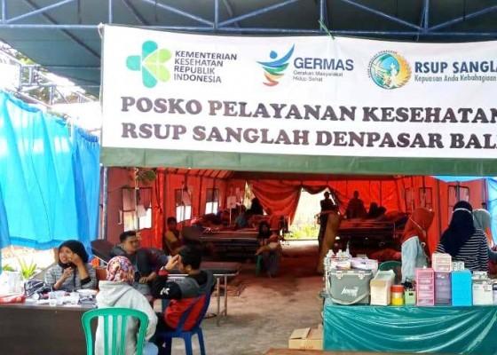 Nusabali.com - rsup-sanglah-buka-posko-kesehatan-di-lombok