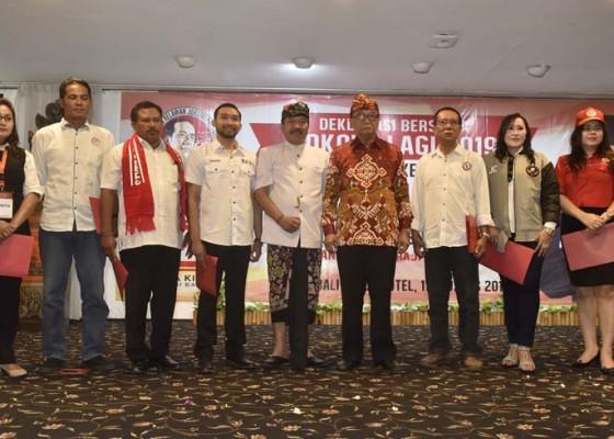 Nusabali.com - deklarasi-relawan-jokowi-diyakini-menang-di-bali
