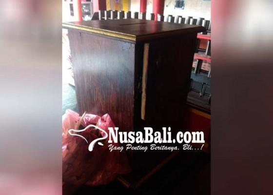 Nusabali.com - maling-congkel-kotak-sesari-koncho