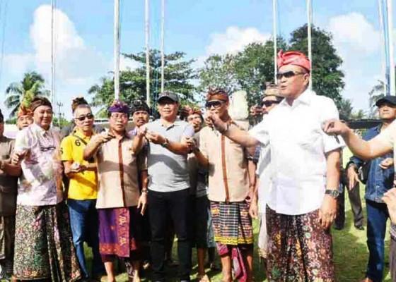 Nusabali.com - peserta-dari-malaysia-dan-thailand-meriahkan-liga-perkutut-bali-seri-vi