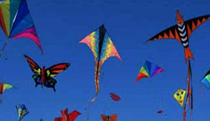 www.nusabali.com-700-sekaa-ikuti-pelangi-kite-festival