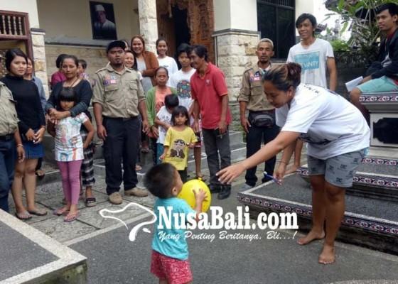 Nusabali.com - 15-korban-gempa-lombok-ngungsi-ke-tabanan