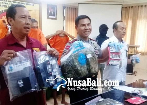 Nusabali.com - gembong-narkoba-jaringan-jatim-diringkus