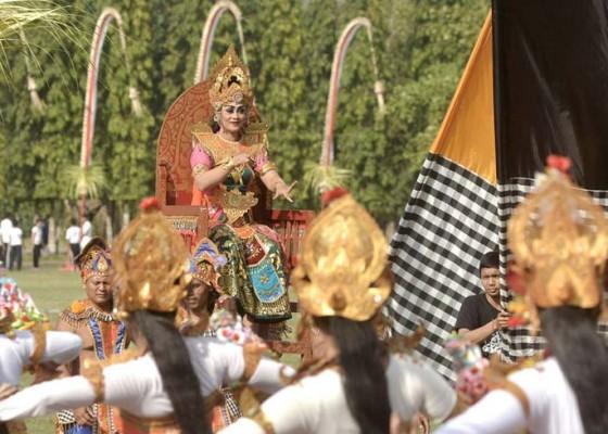 Nusabali.com - kejutan-fragmentari-bali-dwipa-jaya