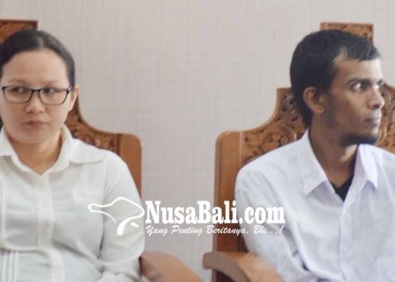 Nusabali.com - pasutri-pelaku-penipuan-yang-kabur-dari-tahanan