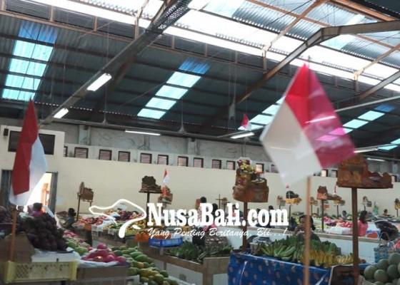 Nusabali.com - ribuan-pedagang-pasar-galiran-ikuti-lomba-kebersihan