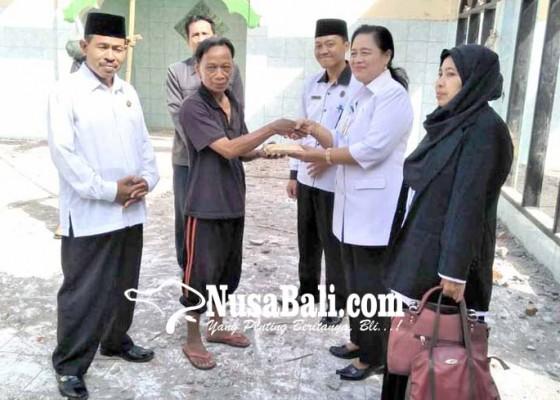 Nusabali.com - donasi-madrasah-buat-korban-gempa