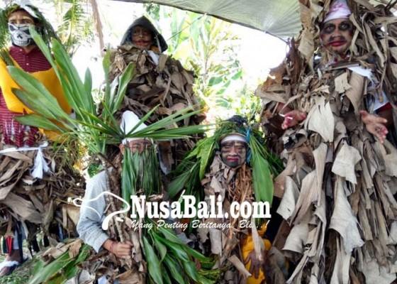 Nusabali.com - tari-baris-memedi-antarkan-roh-menuju-nirwana