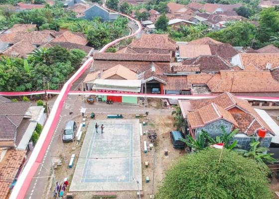 Nusabali.com - bendera-merah-putih-1000-meter