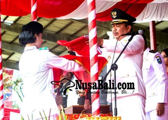 Nusabali.com - smansmkn-di-negara-melaya-dominasi-paskibraka-jembrana