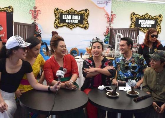 Nusabali.com - tanah-lot-art-and-food-festival-ii-ajang-kenalkan-kopi-khas-tabanan