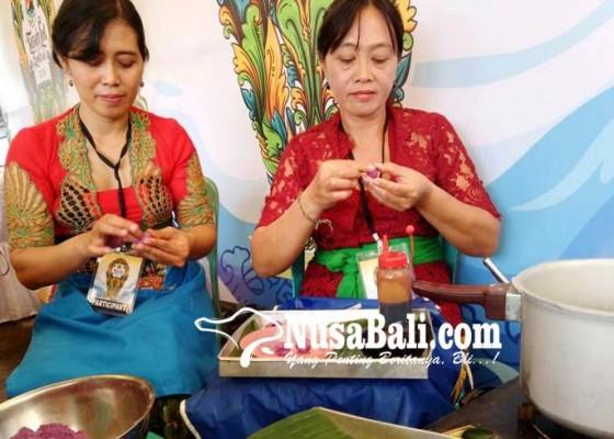 Nusabali.com - klepon-setan-primadona-di-tanah-lot-festival