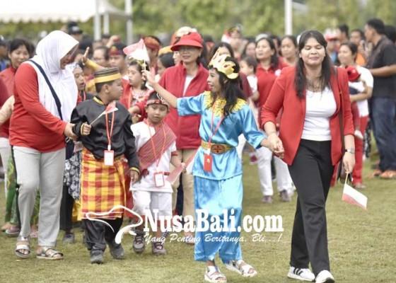 Nusabali.com - parade-budaya-warnai-rare-bali-festival-2018