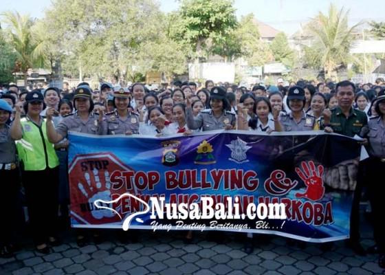 Nusabali.com - hut-polwan-ke-70-kampanyekan-anti-bullying