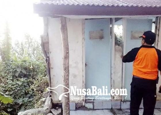 Nusabali.com - akibat-gempa-rumah-rusak-di-pegayaman