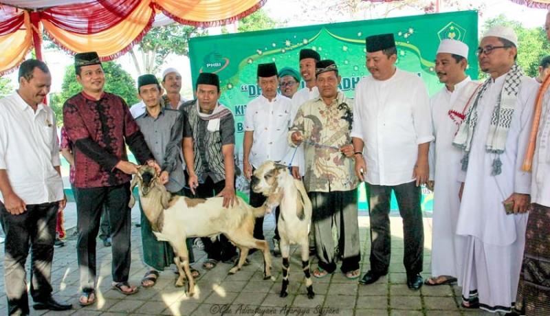www.nusabali.com-pemkab-jembrana-serahkan-26-ekor-hewan-kurban