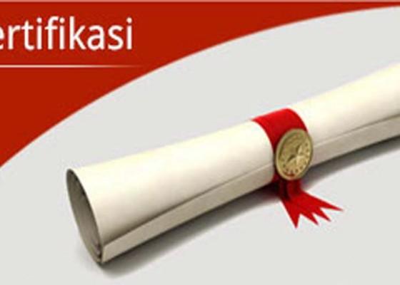 Nusabali.com - 190-pendamping-simantri-raih-sertifikasi-profesi