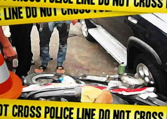 Nusabali.com - pemobil-tabrak-pemotor-hingga-tewas