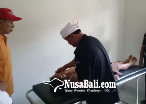Nusabali.com - usai-kerahuan-10-siswi-datangi-posko-pengobatan-sekala-niskala