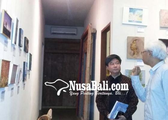 Nusabali.com - pameran-60-tahun-hubungan-diplomatik-jepang-dan-indonesia