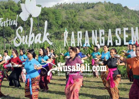 Nusabali.com - festival-subak-suguhkan-21-demplot-hortikultura