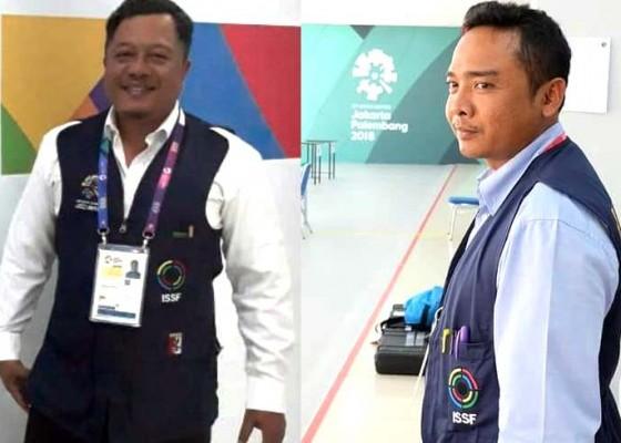 Nusabali.com - dua-personel-polres-jembrana-jadi-juri-cabor-menembak-asian-games