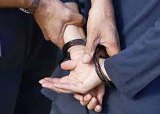 Nusabali.com - polisi-tangkap-para-preman-di-komplek-ruko-cengkareng