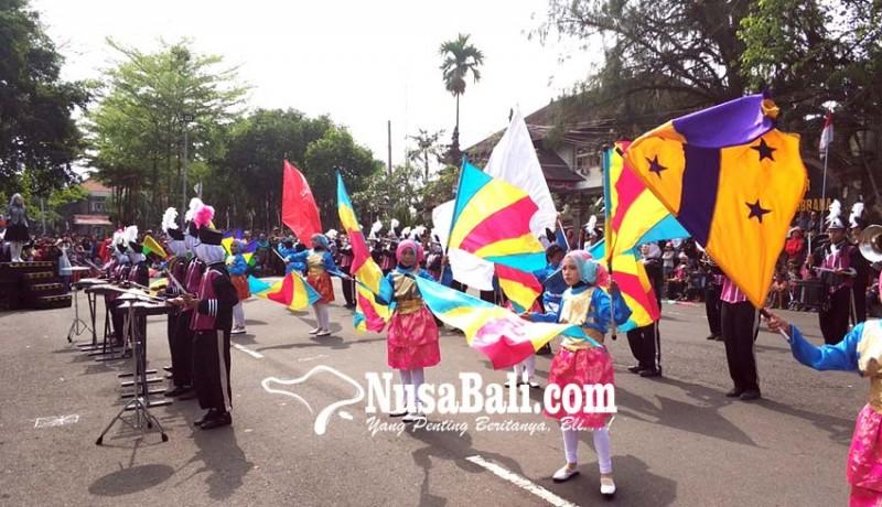 www.nusabali.com-10-sekolah-ramaikan-lomba-drumband